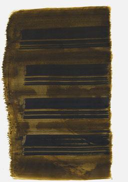 """""""Schrei 22:42 Uhr"""", 2016, 48 x 36cm"""