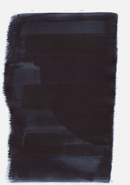 """""""Schrei 03:58 Uhr"""", 2015, 48 x 36cm"""