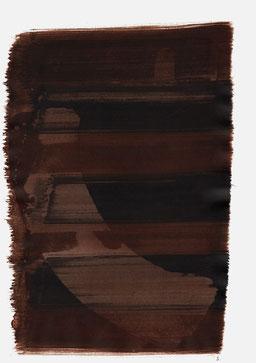 """""""Hilferuf 20:47 Uhr"""", 2015, 48 x 36cm"""