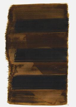 """""""Schrei 22:18 Uhr"""", 2015, 48 x 36cm"""