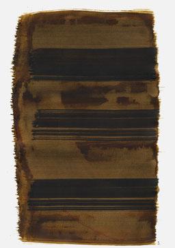 """""""Schrei 22:05 Uhr"""", 2015, 48 x 36cm"""