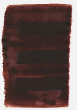 """""""Schrei 02:30 Uhr"""", 2016, 48 x 36cm"""