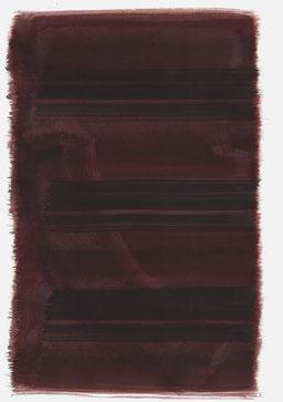 """""""Aufschrei 04:30 Uhr"""", 2016, 48 x 36cm"""