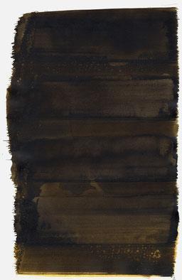 """""""Aufschrei 04:01 Uhr"""", 2015, 48 x 36cm"""