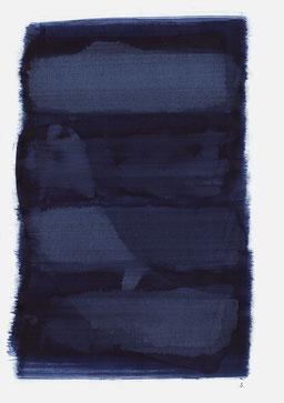 """""""Schrei 07:39 Uhr"""", 2015, 48 x 36cm"""