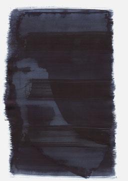 """""""Schrei 19:38 Uhr"""", 2016, 48 x 36cm"""
