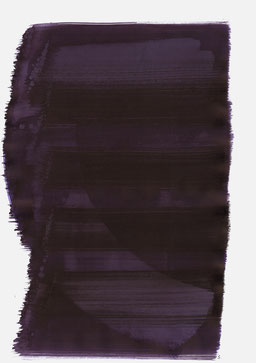 """""""Schrei 21:13 Uhr"""", 2015, 48 x 36cm"""
