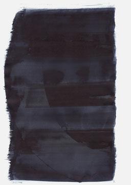"""""""Endloser Schrei 22:39 Uhr"""", 2017, 48 x 36cm"""
