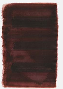 """""""Aufschrei 03:30 Uhr"""", 2016, 48 x 36cm"""