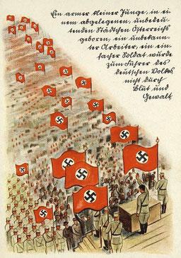 """Karl Springenschmid & Poldi Wojtek (1936). """"Eine wahre Geschichte. Worte und Bilder von zwei Deutschen aus dem Auslande"""", Stuttgart 1937 (Autorenangaben lt. Katalogisat: """"Springenschmid, Karl und Mühlmann, Leopoldine"""")"""
