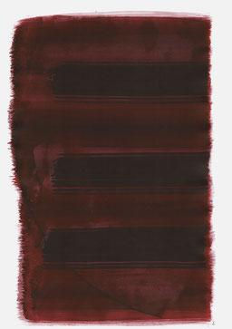 """""""Schrei 01:30 Uhr"""", 2016, 48 x 36cm"""