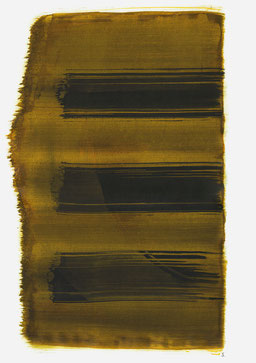 """""""Schrei 17:57 Uhr"""", 2016, 48 x 36cm"""