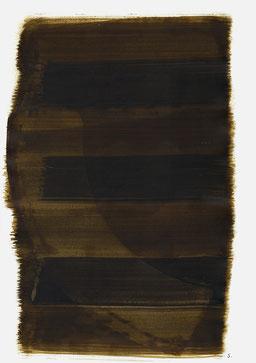 """""""Aufschrei 02:37 Uhr"""", 2015, 48 x 36cm"""