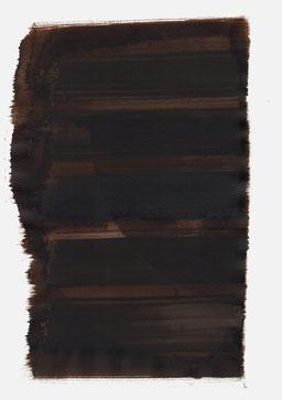 """""""Schrei 00:45 Uhr"""", 2017, 48 x 36cm"""