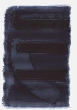"""""""Schrei 21:12 Uhr"""", 2016, 48 x 36cm"""