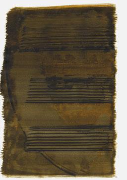 """""""Aufschrei 21:20 Uhr"""", 2016, 48 x 36cm"""