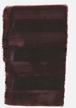 """""""Aufschrei 05:30 Uhr"""", 2016, 48 x 36cm"""