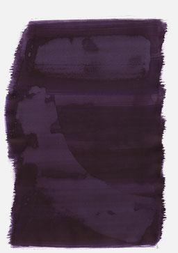 """""""Aufschrei 17:38 Uhr"""", 2015, 48 x 36cm"""