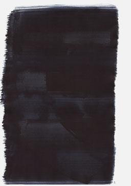 """""""Aufschrei 04:47 Uhr"""", 2015, 48 x 36cm"""