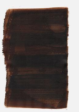 """""""Schrei 22:43 Uhr"""", 2016, 48 x 36cm"""