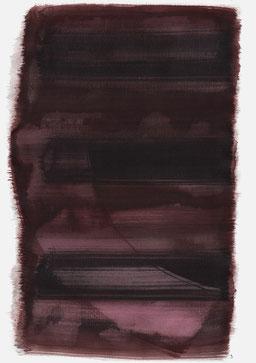 """""""Schrei 23:12 Uhr"""", 2015, 48 x 36cm"""