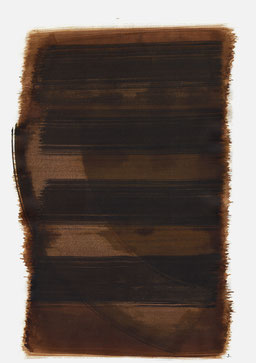 """""""Endloser Schrei 22:07 Uhr"""", 2015, 48 x 36cm"""
