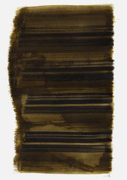 """""""Schrei 01:42 Uhr"""", 2015, 48 x 36cm"""