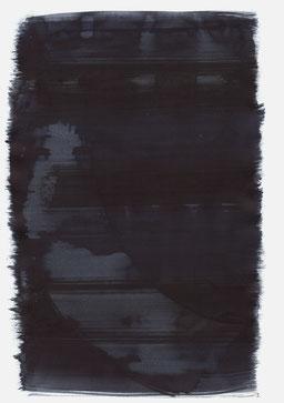 """""""Schrei 22:33 Uhr"""", 2016, 48 x 36cm"""