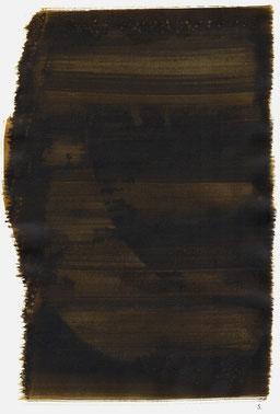 """""""Schrei 03:32 Uhr"""", 2015, 48 x 36cm"""