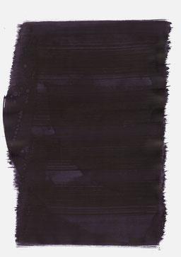 """""""Schrei 23:02 Uhr"""", 2015, 48 x 36cm"""