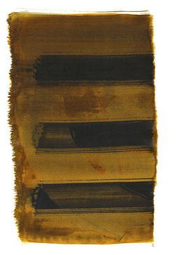 """""""Schrei 18:29 Uhr"""", 2016, 48 x 36cm"""