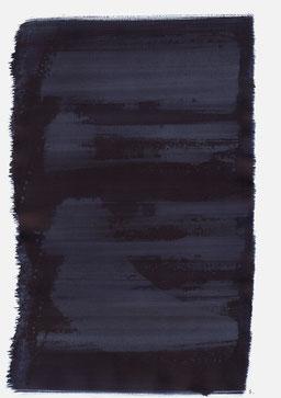 """""""Schrei 02:48 Uhr"""", 2015, 48 x 36cm"""