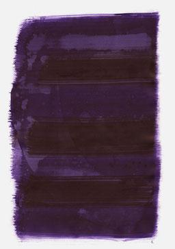 """""""Schrei 17:39 Uhr"""", 2015, 48 x 36cm"""