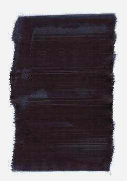 """""""Schrei 03:16 Uhr"""", 2015, 48 x 36cm"""