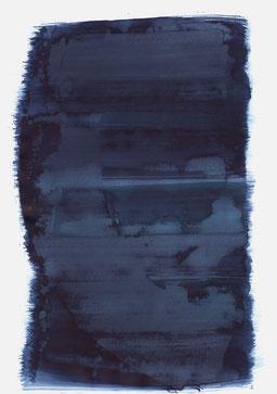 """""""Schrei 16:58 Uhr"""", 2018, 48 x 36cm"""