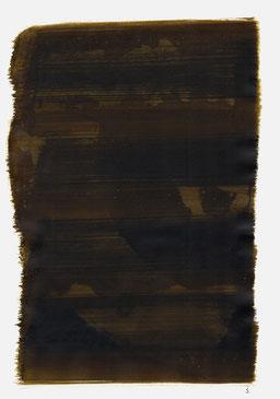 """""""Endloser Schrei 04:18 Uhr"""", 2015, 48 x 36cm"""