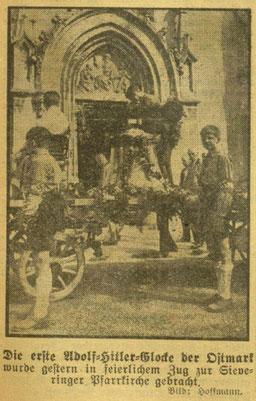 """Bildquelle: """"Das kleine Volksblatt"""", 29.05.1938, S. 7"""