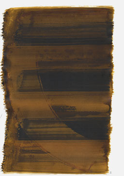 """""""Schrei 22:04 Uhr"""", 2016, 48 x 36cm"""