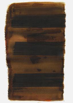 """""""Endloser Schrei 22:12 Uhr"""", 2015, 48 x 36cm"""