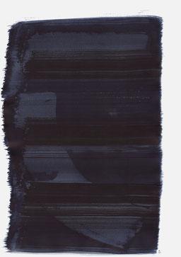 """""""Aufschrei 00:42 Uhr"""", 2015, 48 x 36cm"""