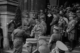 """""""Tag des Großdeutschen Reiches in Wien"""". ©: ÖNB Bildarchiv und Grafiksammlung"""