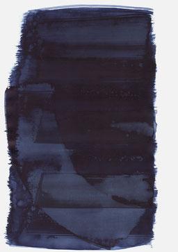"""""""Aufschrei 18:14 Uhr"""", 2016, 48 x 36cm"""