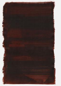 """""""Schrei 22:01 Uhr"""", 2016, 48 x 36cm"""