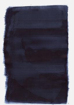 """""""Endloser Schrei 05:58 Uhr"""", 2015, 48 x 36cm"""