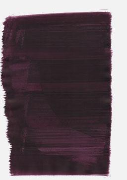 """""""Schrei 02:45 Uhr"""", 2017, 48 x 36cm"""