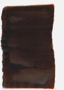 """""""Schrei 22:58 Uhr"""", 2016, 48 x 36cm"""