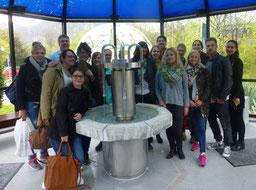 Bad Urach war das Ziel unserer Tourismusstudenten