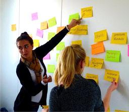 Im Bachelorstudiengang Gesundheits- und Tourismusmanagement wird auch die Kreativität geschult