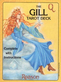 Gill Tarot - Box