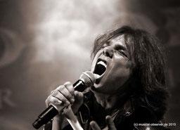 Joey Tempest von EUROPE.